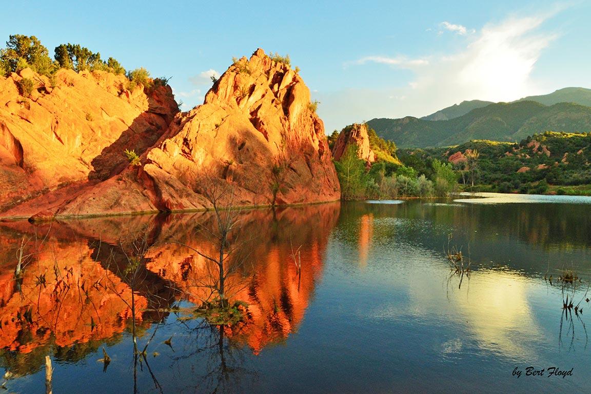Unity: Red Rock Park, Colorado