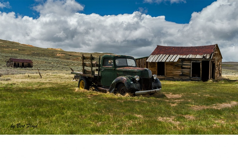 Legacy:  Final Rest, Bodie, California