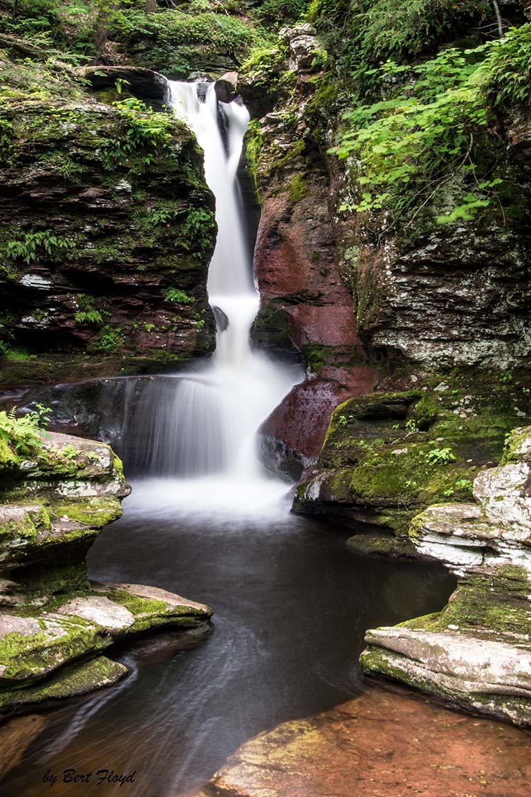 Flow: Adams Fall, Pennsylvania