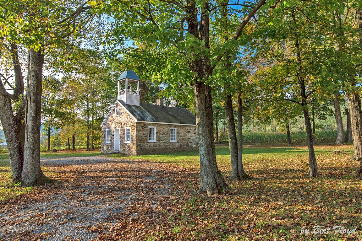 Solid Foundations: Monrow Valley Chapel, Pennsylvania