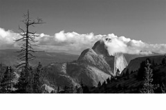 Majesty:  Half Dome Majesty, Yosemite National Park, California