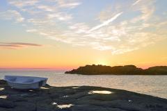 New Day: Sunrise - Neddick Point, Maine