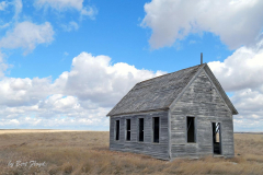 Purpose: Sykes Township School House, North Dakota