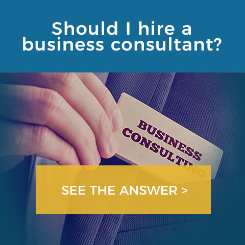 Should I Hire A Business Consultant?
